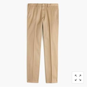 J.Crew ludlow khakis